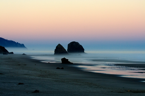 Canon Beach Sunrise
